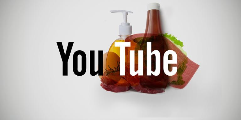 Youtube grocery haul