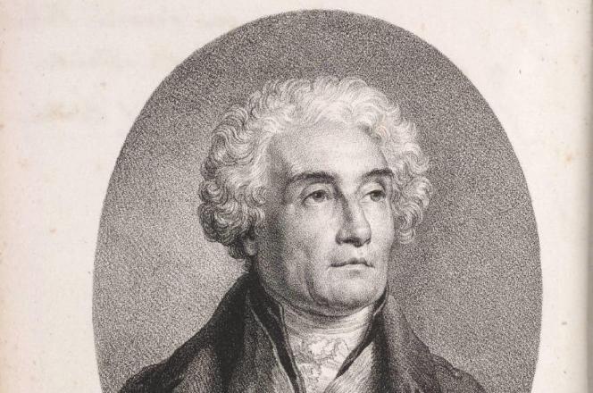 Joseph de Maistre (1753-1821).