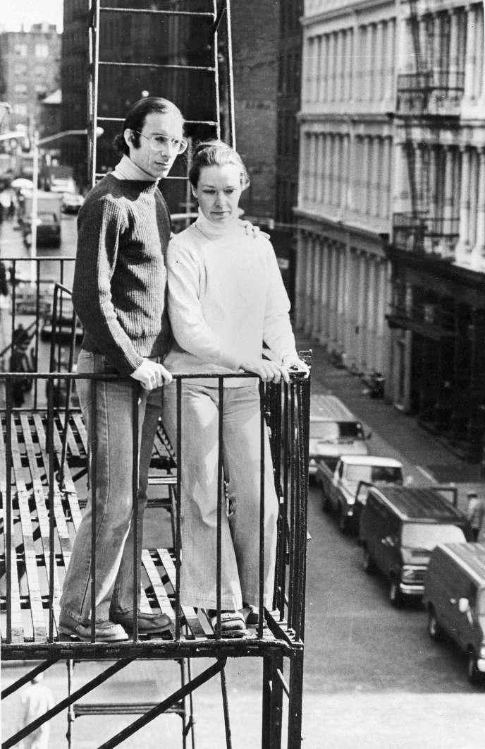 Stan et Julie Patz, les parents d'Etan à New York en 1980.