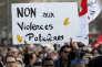 «Les habitants des quartiers populaires ne revendiquent pas l'institution de droits spécifiques ou un quelconque différentialisme. Ils réclament d'être reconnus dans leur dignité» (Photo:manifestation à Paris le 18 février).