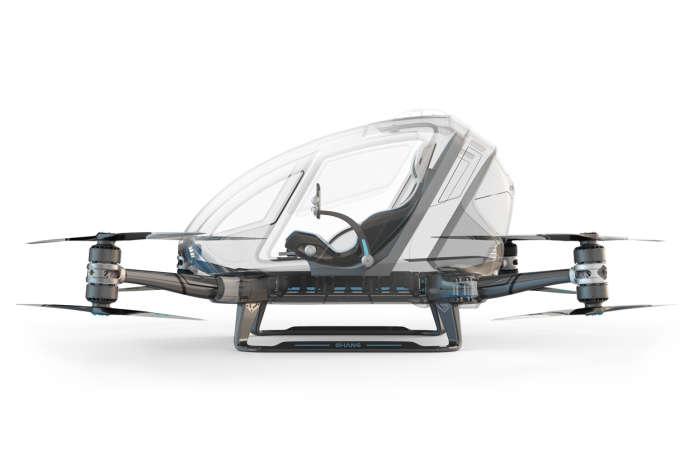 Le drone-taxi Ehang 184