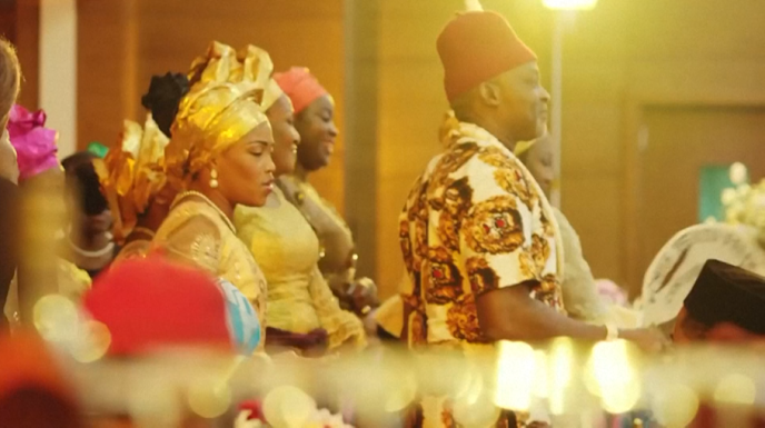 « The Wedding Party », de Kemi Adetiba