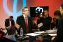 Jean-Luc Mélenchon a chiffré cinq heures durant son programme, dimanche 19février.
