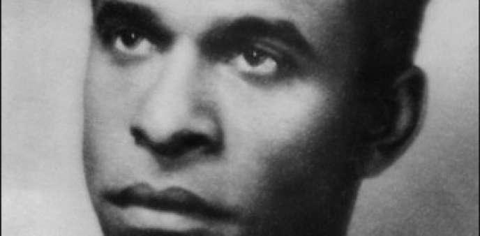 Frantz Fanon, dans les années 1950.