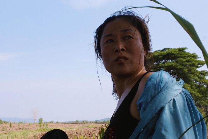 Madame B, passeuse entre la Corée du Nord et la Chine, dans le documentaire de Jero Yun.