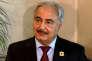 Le maréchal Khalifa Haftar.