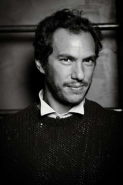 Patrizio Miceli, fondateur de l'agence Al Dente et saucier.