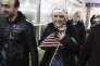 Arrivée d'une famille de réfugiés syriens à l'aéroport de Chicago (Illinois), le 7 février.