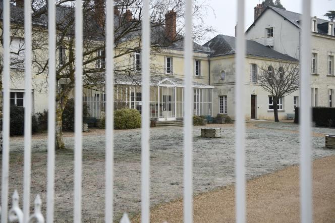 Le centre de prévention, d'insertion et de citoyenneté, ouvert en septembre 2016, au lieu-dit de Pontourny, à Beaumont-en-Véron (Indre-et-Loire).