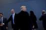 Le président Donald Trump lors de sa visite au «National Museum of African American History and Culture» à Washington le 21 février.