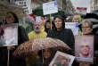Manifestation pour les victimes de l'amiante,, 13 octobre 2012.