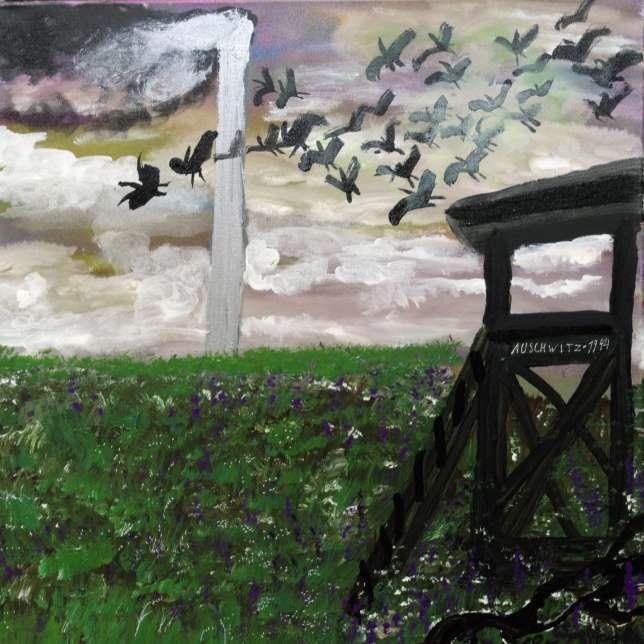 « Auschwitz 1944» de Ceija Stojka (2009).