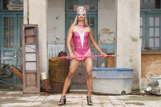 Image de la vidéo «Faz que Vai»(2015), de Barbara Wagner & Benjamin de Burca, .courtesy de l'artiste et de la galerie Vilaça d'aloia Gabriel, Sao PauloEndFragment
