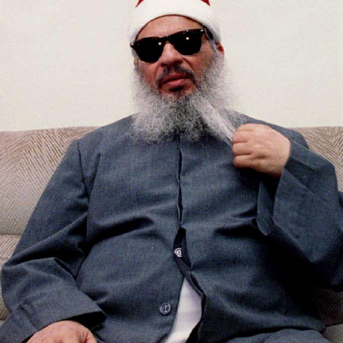 Omar Abdel-Rahman, en 1993.