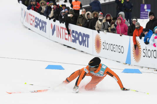 Adrian Solano a disputé ses premiers championnats du monde.