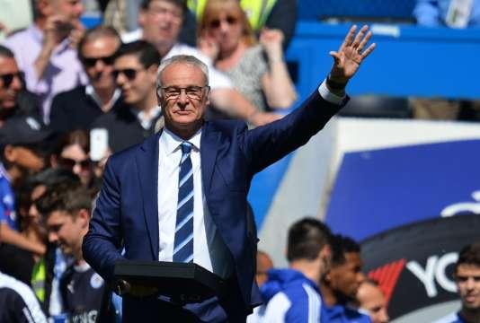 Claudio Ranieri, le 15 mai 2016.
