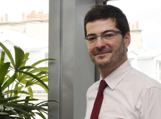 Nicolas Théry, président de la Confédération de la banque mutualiste