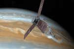 La NASA a publié sur son site une vidéo stupéfiante au cœur de la grande tache rouge de Jupiter.
