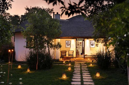 La Satyagraha House est à la fois une maison d'hôtes et un musée à la mémoire de Gandhi.