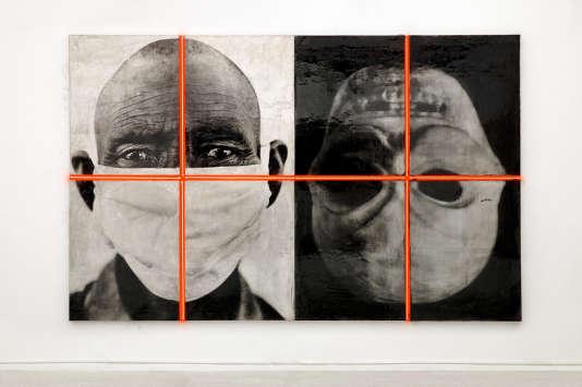 « Portrait dualité» (1995).