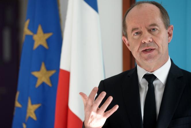 Le ministre de la justice, Jean-Jacques Urvoas, le 24 février.