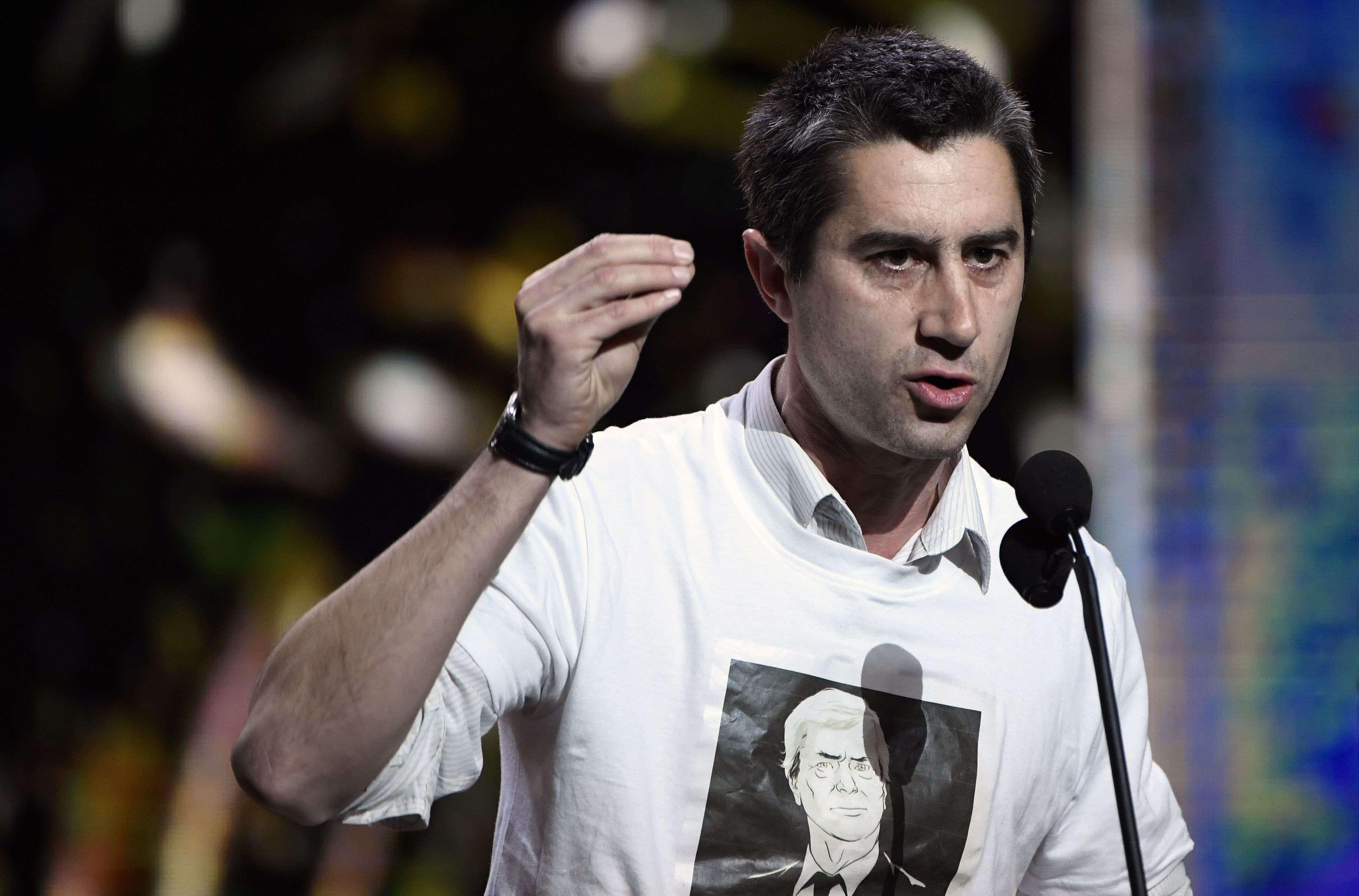 «Merci Patron !», de François Ruffin, a décroché le César du meilleur documentaire. Le journaliste a reçu son prix vêtu d'un t-shirt à l'effigie de Vincent Bolloré, dont la reprise en main du groupe Canal+ provoque la polémique.