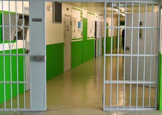 «La peine à perpétuité réelle n'est pas le propre de la France puisqu'elle se propage à travers l'Europe. La peine a même reçu en janvier l'aval de la Cour européenne des droits de l'homme dans une affaire» (Photo: prison de Mont-de-Marsan, le 26 janvier).