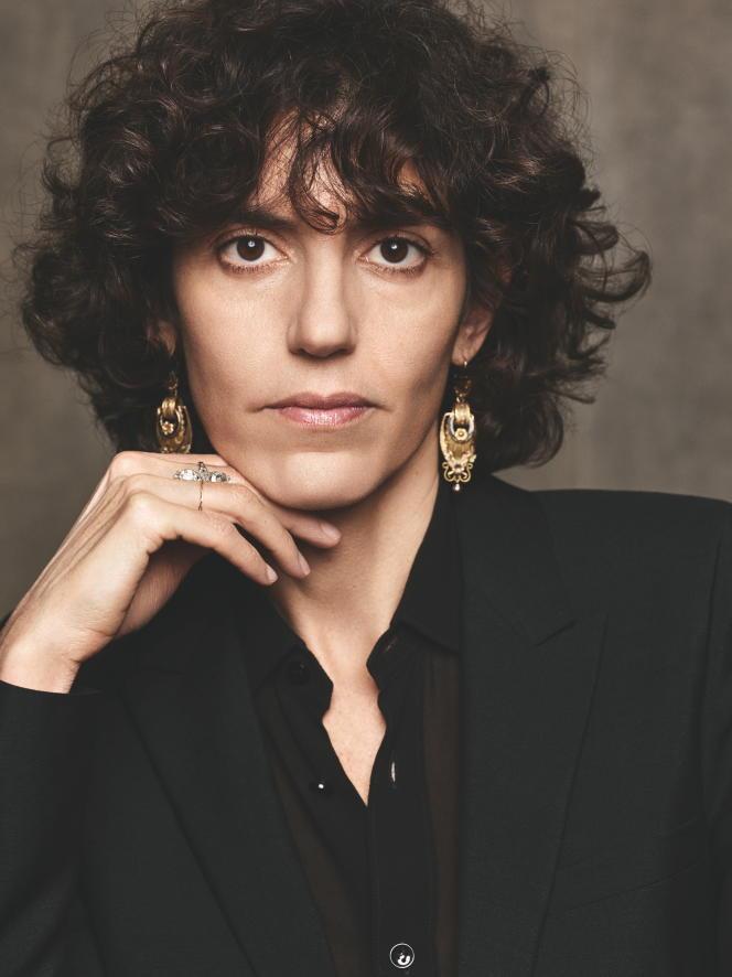 Francesca Bellettini à Paris en 2017.