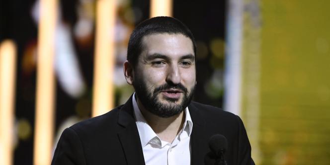 Le musicien a reçu le 24 février 2017 le César de la meilleure musique de film pour «Dans les forêts de Sibérie».