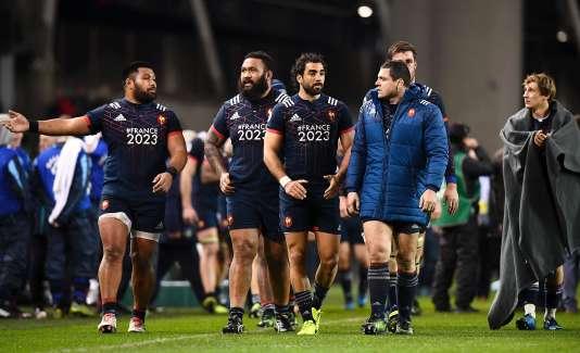 Les joueurs du XV de France seront-ils bientôt sous contrat avec la Fédération française de rugby ?