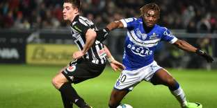 Allan Saint-Maximin, prêté par l'AS Monaco à Bastia la saison dernière, ne sera pas concerné par une éventuelle rétrogradation en National 1.