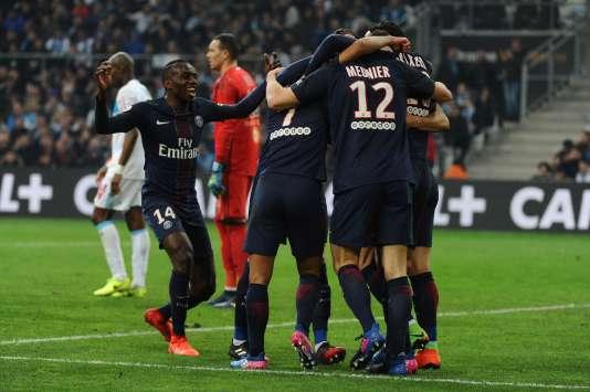 Le PSG a dominé l'OM (5-1) dimanche 26 février.