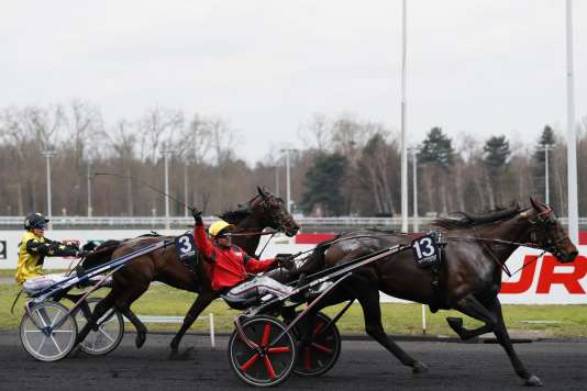 Bold Eagle s'est imposé dimanche 26 février lors du Grand Prix de Paris.