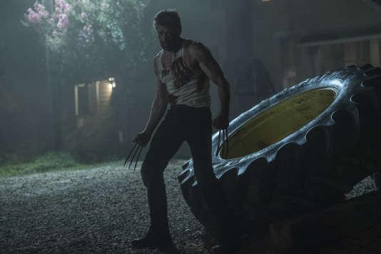 Hugh Jackman en Wolverine dans «Logan», de James Mangold.
