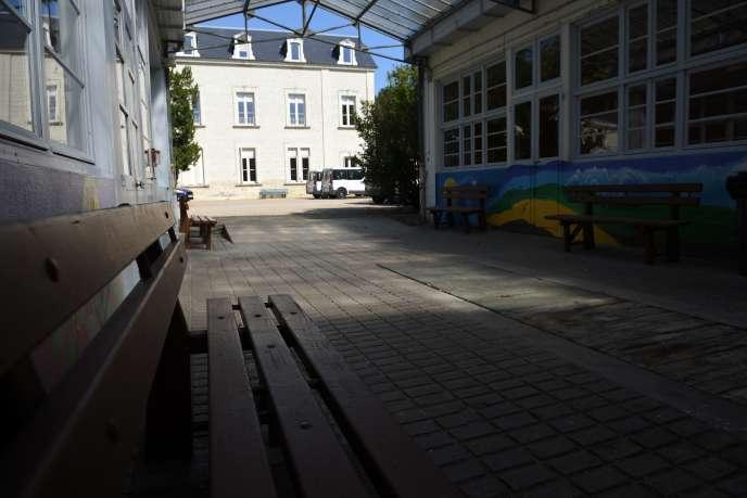 «L'attitude française dessine un abandon de sa souveraineté sur ses propres citoyens» (Photo: le centre de déradicalisation de Pontourny, en Indre-et-Loire).