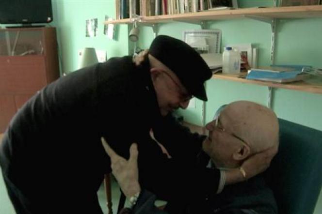 Severino Diaz et Pierre Raphaël dans le documentaire français de Pierre Barnérias,«Sous peine d'innocence».
