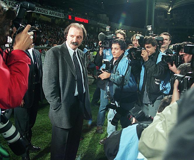 Le Portugais Artur Jorge est le premier entraîneur Portugais de Ligue 1.