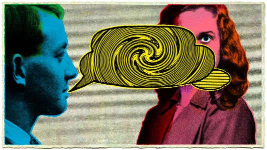 Les hommes coupent trois fois plus la parole aux femmes que l'inverse, selon les études.