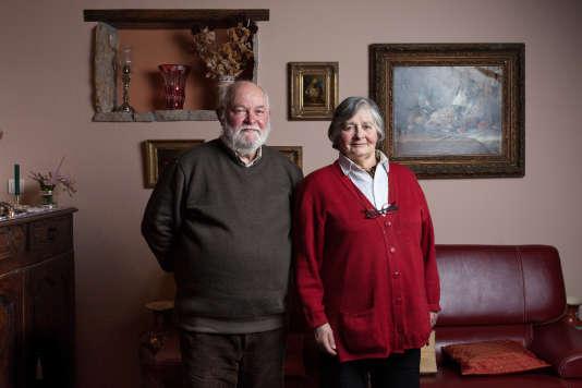Un couple de retraités.
