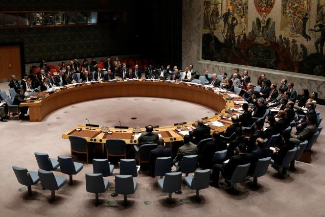 Il s'agit du septième veto de Moscou à une résolution sur la Syrie à l'ONU et du sixième de la part de la Chine.