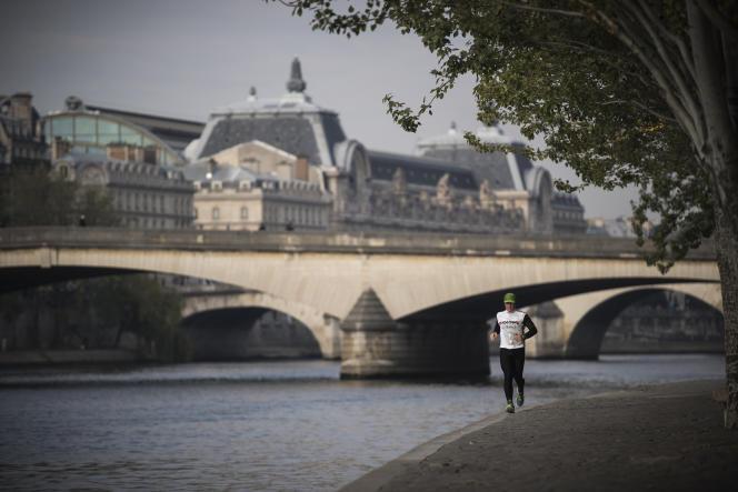A Paris, en octobre 2016.