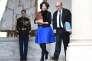 La ministre des affaires sociales, Marisol Touraine, et le ministre de la défense, Jean-Yves Le Drian, le 8 février.
