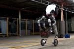 Handle, le nouveau robot de Boston Dynamics.