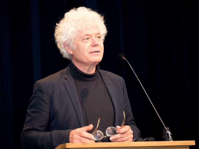 Le professeur Paul Scheffer, à Amsterdam, en 2015.