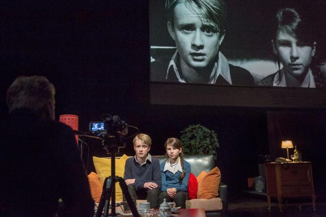 «Five Easy Pieces», spectacle écrit et mis en scène par Milo Rau, traite de l'affaire Dutroux.