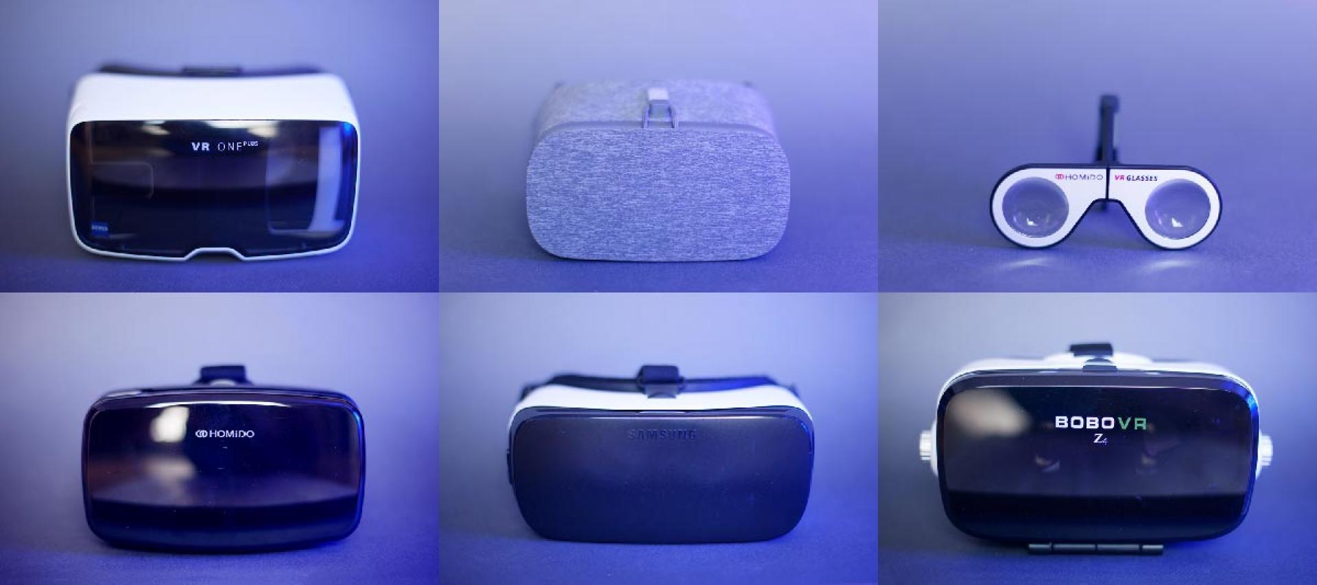 Nous avons testé plusieurs casques de réalité virtuelle.