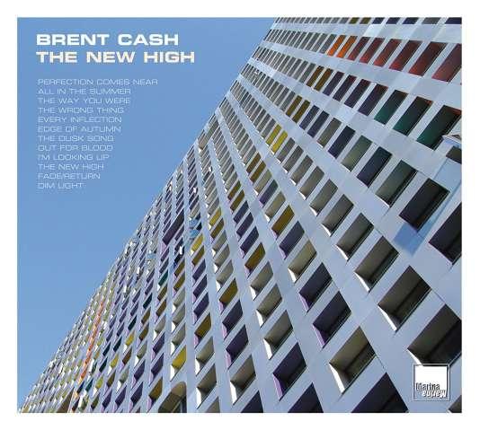 Pochette de l'album« The New High», de Brent Cash.