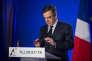 Le 1er mars, François Fillon fait une déclaration dans son QG de campagne de Paris, à la presse et aux Français, suite à l'annonce de sa convocation par des juges d'instruction le 15 mars. Il affirme qu'il poursuit sa campagne.