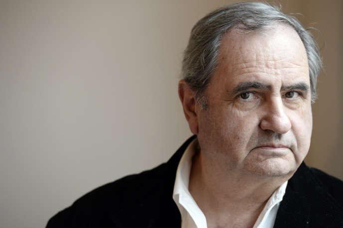 Pierre Rosanvallon, à Paris, le 28 janvier 2015.