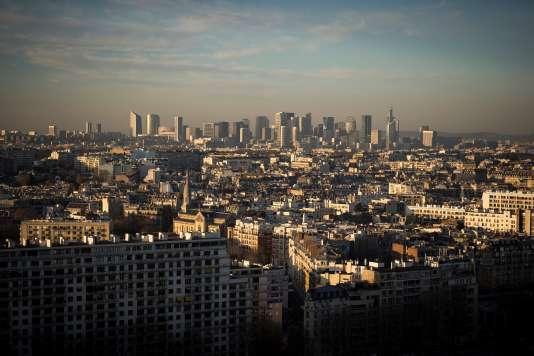 Paris, en décembre 2016.